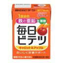 アイクレオ 毎日ビテツ キャロット&アップル 100ml×15 【栄養】