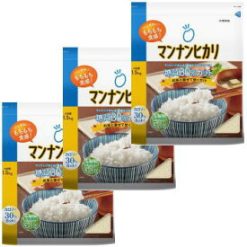 マンナンヒカリ 4.5kg(1.5kg×3)2133円×3 送料無料