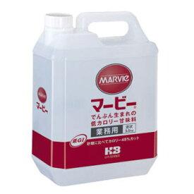 マービー 低カロリー甘味料 液状 業務用 5500g 送料無料