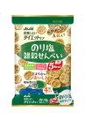 リセットボディ雑穀せんべい のり塩 88g(22g×4袋)