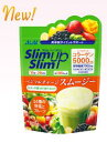 スリムアップスリム ベジフルチャージスムージー大袋タイプ300g(10〜20回分)slim up slim