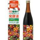 6000円以上ご購入で200円OFFクーポン配布中 スリムアップスリム 55種類のベジフルチャージ発酵液 700ml(約20回分)
