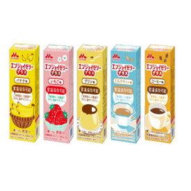 クリニコ エンジョイゼリープラス いろいろセット 220g×6パック×5種類 (バナナ味、いちご味、プリン味、ミルクティー味、コーヒー味) 【栄養】送料無料