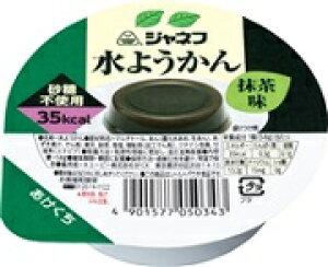 キューピー ジャネフ 水ようかん 抹茶味 58g x 30個 【栄養】送料無料