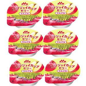 2ケースで送料無料(北海道・沖縄・東北6県除く) クリニコ エンジョイカップゼリー りんご味  70g x 24 【栄養】