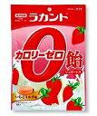 ラカント カロリーゼロ飴 いちごミルク味 48g
