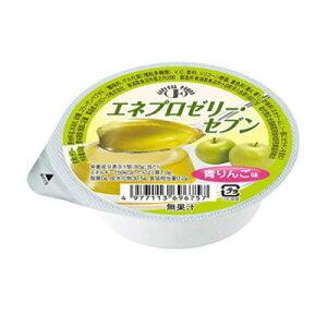 ホリカ エネプロゼリー・セブン 青りんご味 80g×24 【栄養】3980円(税込)以上で送料無料