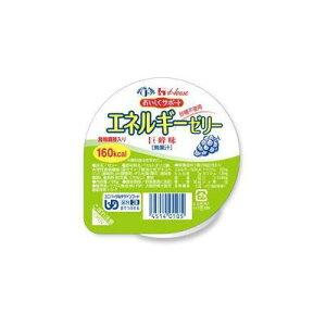 ハウス おいしくサポート エネルギーゼリー 巨峰味 98g×40 【栄養】送料無料
