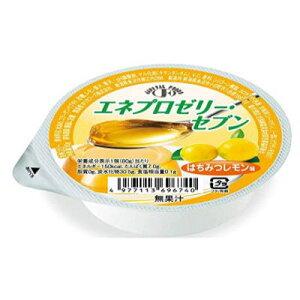 ホリカ エネプロゼリー・セブン はちみつレモン味 80g×24 【栄養】3980円(税込)以上で送料無料