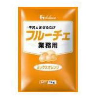 ハウス フルーチェ<ミックスオレンジ> 1kg / ハウス 業務用 フルーチェ<ミックスオレンジ> 1kg