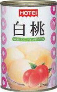 白桃 4号缶425g ホテイフーズ 3980円(税込)以上で送料無料 【食品】