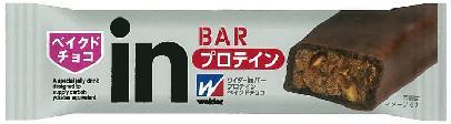 【楽天最安値に挑戦中】ウイダーinバー プロテイン ベイクドチョコ 1本