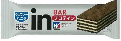 【楽天最安値に挑戦中】ウイダーinバー プロテイン バニラ 1本
