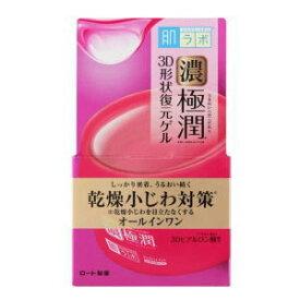 【在庫限り】肌研(ハダラボ) 極潤 3D 形状復元 ゲル 100g3980円(税込)以上で送料無料