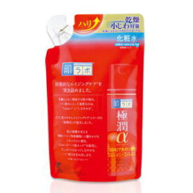肌ラボ 極潤α ハリ化粧水 つめかえ用 170mL3980円(税込)以上で送料無料