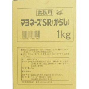 QP マヨネーズSR (からし) 1kg / キューピー からしマヨネーズ4000円以上で送料無料(北海道・沖縄・東北6県除く)