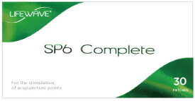 SP6/コンプリートパッチ/LifeWaveライフウェーブ社製【正規品】
