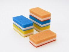 ホタテのコンパクト洗剤用クリーナー5個組+1個増量【3780円以上で送料無料CERVIN・セルヴァン】