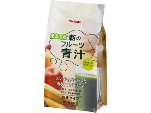 朝のフルーツ青汁 105g(7g×15包)
