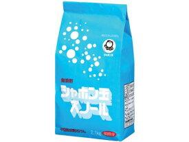 シャボン玉 粉石けんスノール 紙袋 2.1Kg