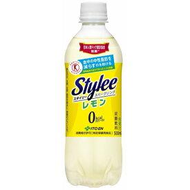 スタイリースパークリングレモン(特定保健用食品) 500mL×24