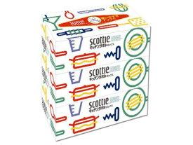 スコッティ キッチンタオル ボックス 3箱パック