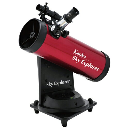 【7/31 23:59までポイント10倍】【即配】 天体 望遠鏡 スカイエクスプローラー SE-AT100N ケンコートキナー KENKO TOKINA【アウトレット】【送料無料】【あす楽対応】【火星観察】