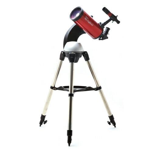 【7/31 23:59までポイント10倍】【即配】KENKO ケンコー天体 望遠鏡 スカイエクスプローラー SE-GT102M RD【送料無料】【あす楽対応】【火星観察】