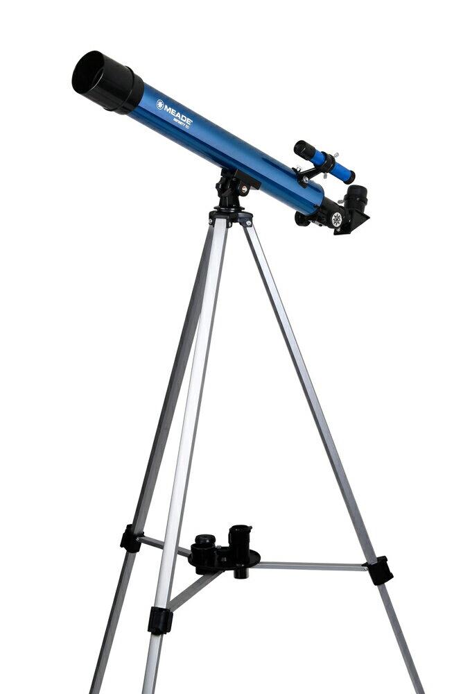 【即配】 Meade (ミード) 天体望遠鏡 AZM-50 口径50mmエントリーモデル【送料無料】月や明るい惑星観察に!【送料無料】【あす楽対応】【天体観測】