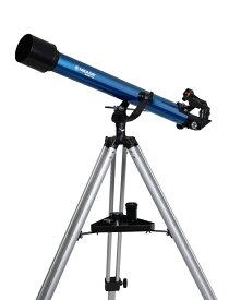 【★数量限定アウトレット】【即配】 Meade (ミード) 天体望遠鏡 AZM-60 口径60mmエントリーモデル【送料無料】月や木星・土星などの観察に!【あす楽対応】【天体観測】