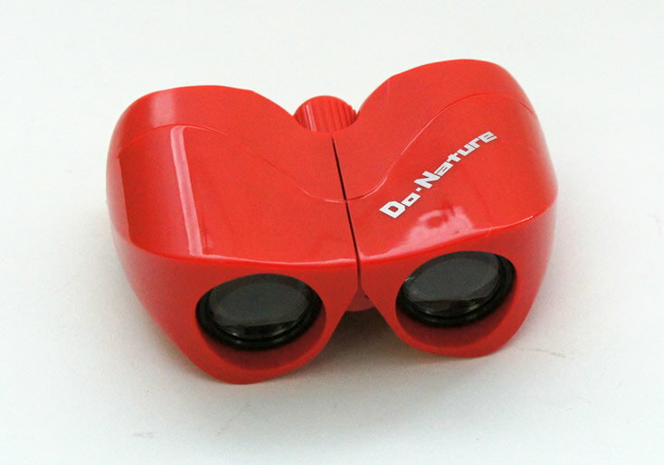 【即配】 ケンコートキナー KENKO TOKINA Do Nature 双眼鏡 8X22 STV-B02PB RED レッド プレゼントにも可愛いパッケージ入り【アウトレット】【あす楽対応】【ラッピング無料】