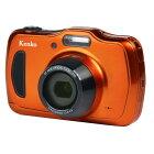 KENKO(ケンコー)防水デジタルカメラDSC200WP