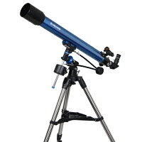 Meade(ミード)天体望遠鏡EQM-70【送料無料】追尾しやすい赤道儀式。エントリーモデル