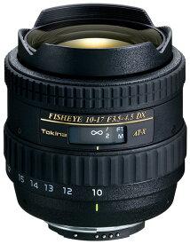 【即配】(KT) トキナー TOKINA AT-X 107 DX Fisheye ニコン デジタル NIKON (10-17mm/F3.5-4.5) ケンコートキナー KENKO TOKINA【送料無料】【あす楽対応】【3年保証】