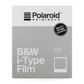 【即配】(KT) Polaroid Originals ポラロイド オリジナルズ インスタントフィルム B&W Film for i-Type