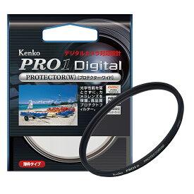 【即配】 ケンコートキナー KENKO TOKINA カメラ用 フィルター 52mm PRO1D プロテクター(W)【ネコポス便送料無料】