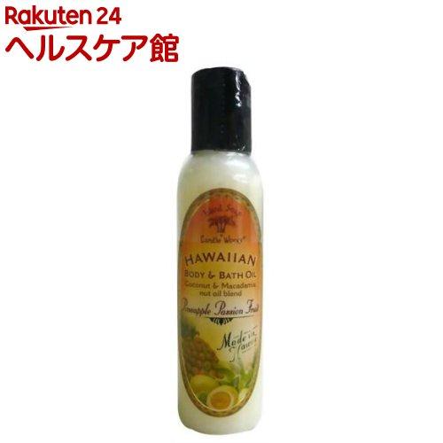 ハワイアン アロマティックオイル パッションフルーツ(120mL)【Island Soap&Candle Works】【送料無料】