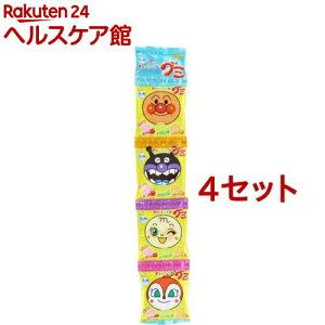 アンパンマン グミ 4連(84g*4セット)【more20】【不二家 アンパンマン】