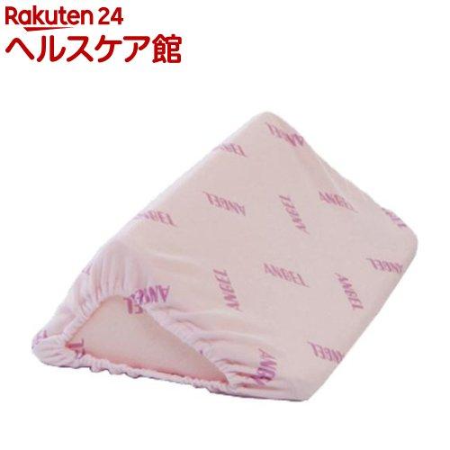 洗えるフィット三角柱クッションII パープル 40cm 1312(1コ入)【エンゼル】【送料無料】