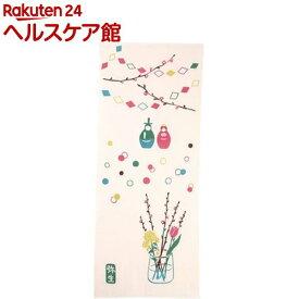 ヴァーテックス 弥生(3月) 桃の節句 注染手ぬぐい VTX94005(1枚入)