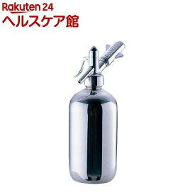 NTGステンレス ソーダサイフォン(1コ入)