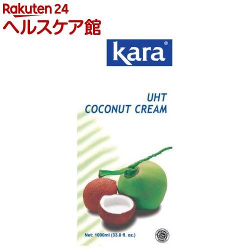 ココナッツクリーム UHT(1000mL)【カラ】