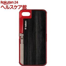 ベルボン 自撮り棒付きスマートフォンケース QYCS-V101 レッド iPhone7/8対応(1個)【ベルボン】