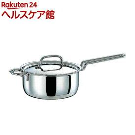 ジオ・プロダクト 片手鍋 16cm GEO-16N(1コ入)【ジオ・プロダクト】
