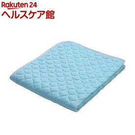 京都西川 日本製 接触冷感 ベビー キルトパッド ICE-SY-102(1枚)【京都西川】