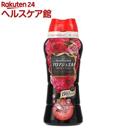 レノアハピネス 香り付け専用剤 アロマジュエル ダイアモンドフローラルの香り 本体(885mL)【レノアハピネス】[レノアハピネス]