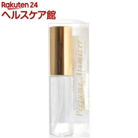 パフュームアトマイザー キャップゴールド 6201(1本入)【MIKADO】