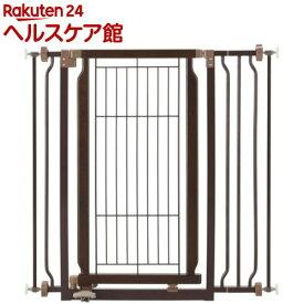 リッチェル ペット用 木製ハンズフリーゲート(1台)