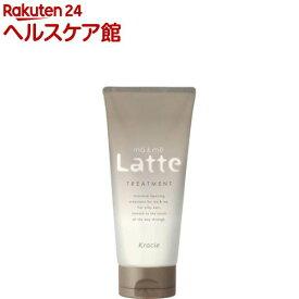 マー&ミー Latte ダメージケアトリートメント(180g)【マー&ミー】
