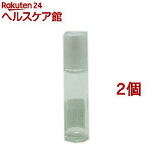 ロールオンボトル シルバーキャップ(10ml*2コセット)
